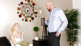 Trillium & Will Powers in OMG I Fucked My Daughter's BFF #11, Scene #01