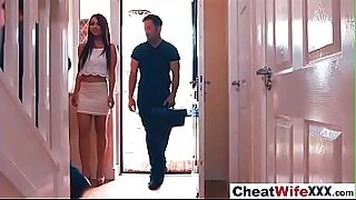 Cheating Housewife (taylor sands) Get Nailed Hardcore video-27