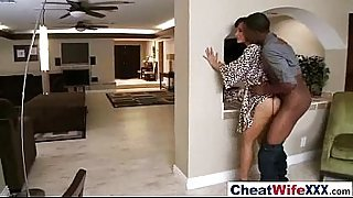 Superb Wife (lisa ann) In Hard Cheating Sex Scene movie-18