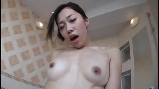 POV Sex With Sexy Japanese Lady Part 2