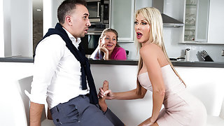 Tylo Duran & Keiran Lee in My Wifes Sister - Brazzers