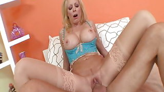 Crazy pornstar Holly Sampson in exotic facial, cumshots porn movie