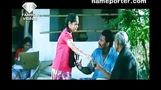 Red Queen Hot B Grade Telugu Movie