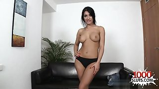 Sexy student orgasm