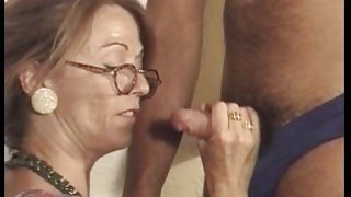 FRENCH HAIRY MATURE LADY ANAL WITH BOY